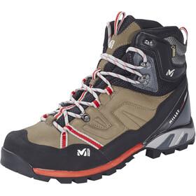 Millet High Route GTX Miehet kengät , beige/harmaa